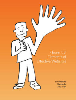 A QampA with the Author of 7 Essential Elements of Effective Websites