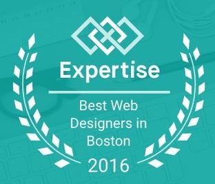 Slabmedia voted one of the top Boston web designers by Expertisecom