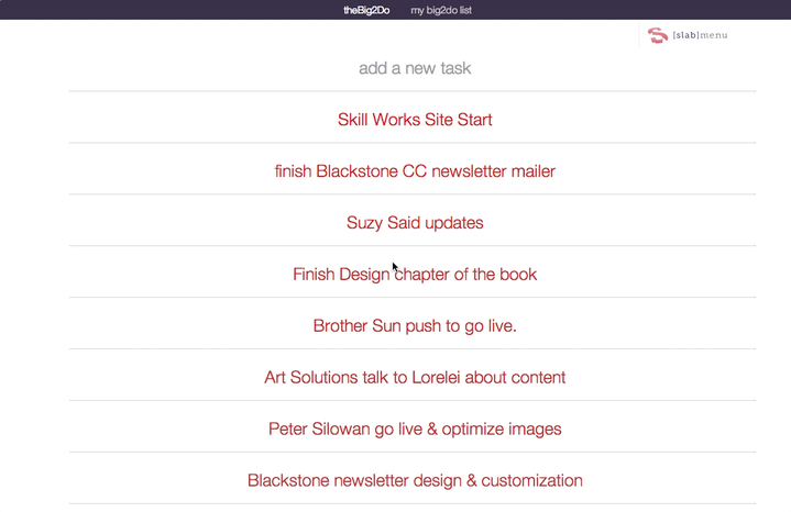 Slab039s newest creation theBig2do is now live and available for beta testers