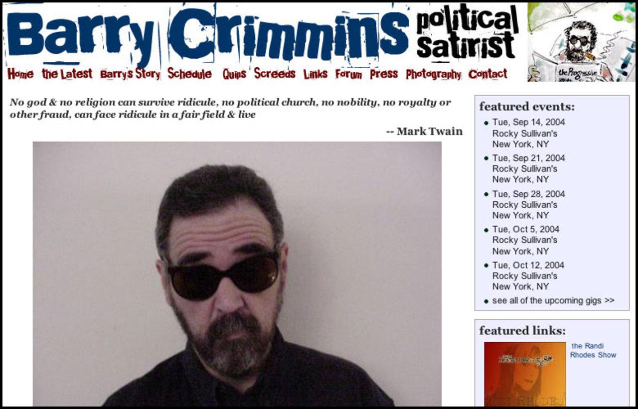 BarryCrimmins.com