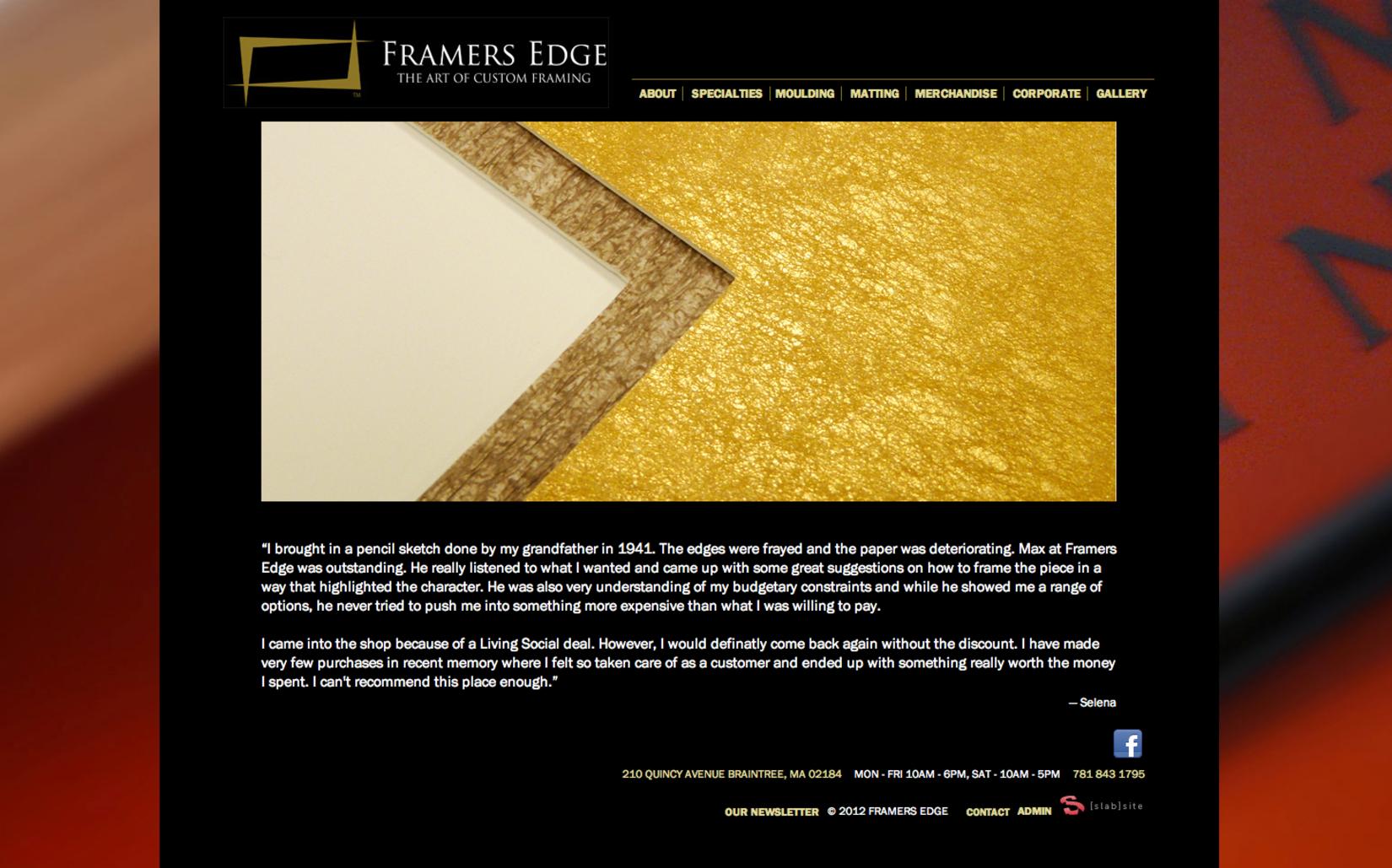 framers edge