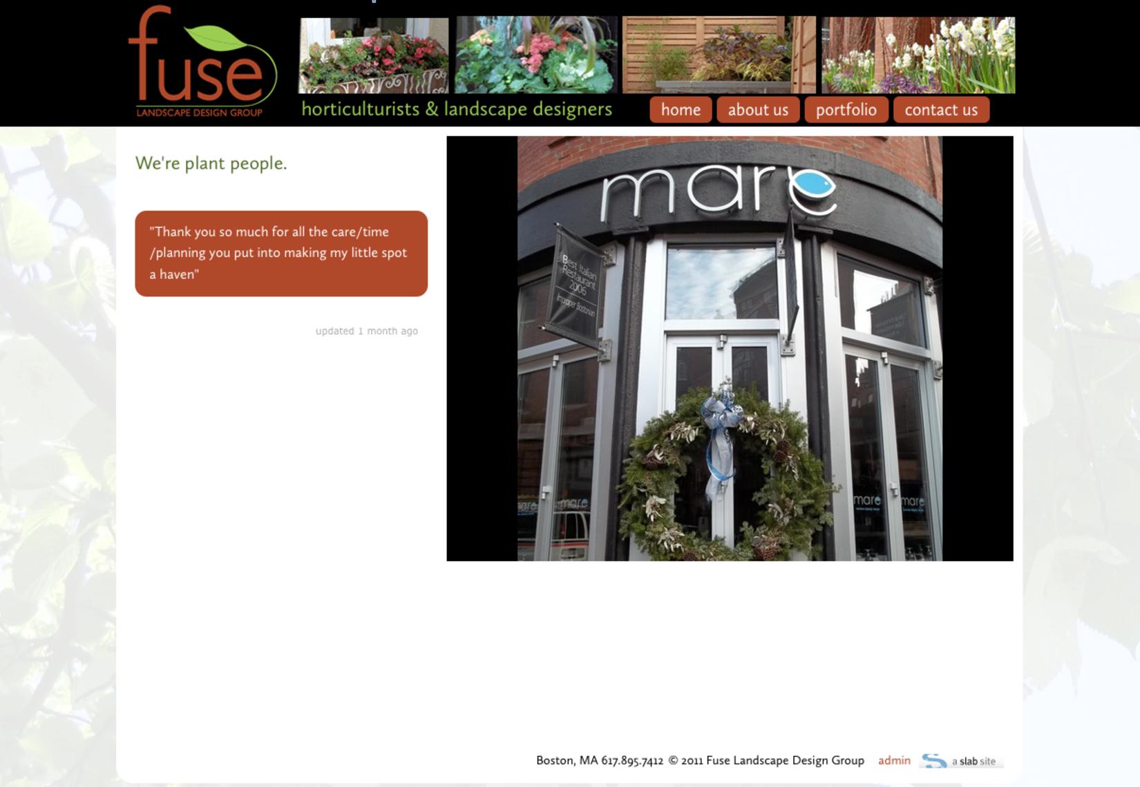 Fuse Landscape Design Group