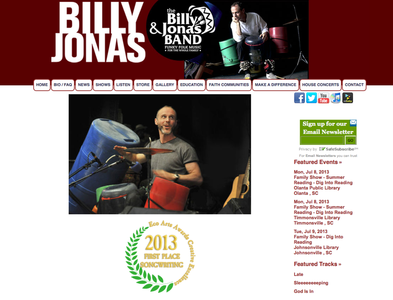 Billy Jonas