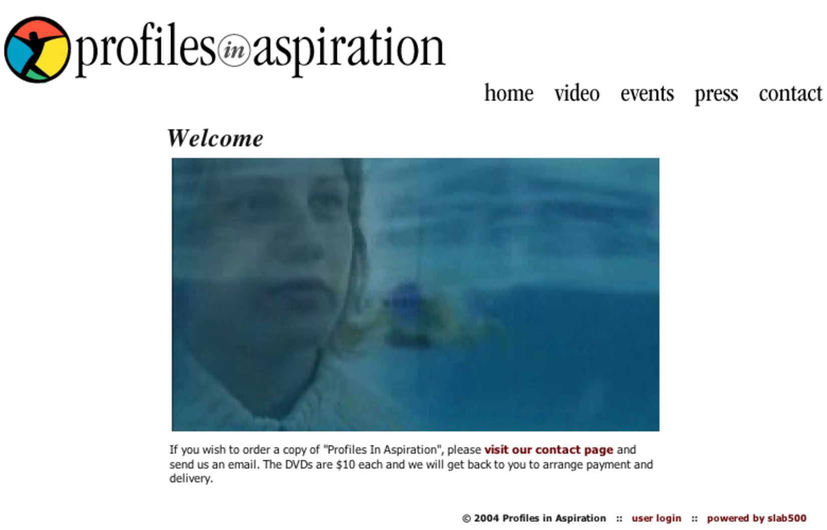 Profiles In Aspiration