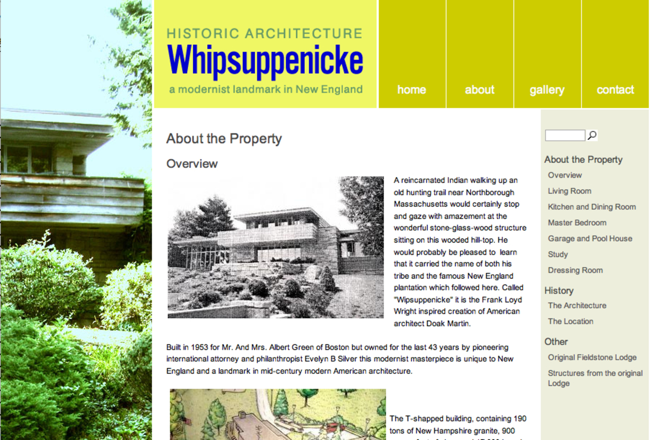 Whipsuppenicke Estate