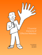 7 Essential Elements of Effective Websites eBook - available now!