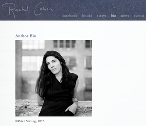 Rachel Cohen, Author: A Chance Meeting