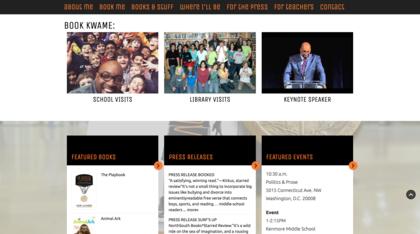Homepage scroll 2
