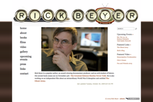 Rick Beyer Author