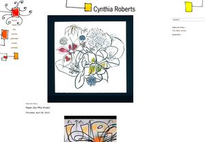 Cynthia Roberts Visual Artist