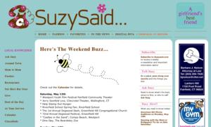 Suzy Said