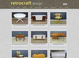 Retrocraft Design